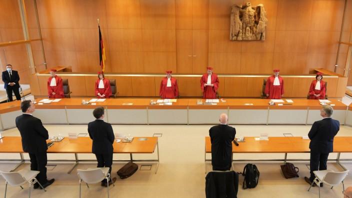 AfD-Klage gegen Seehofer stattgegeben