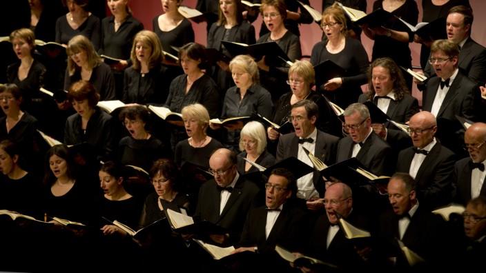 Bruck: Karfreitag - Bach-Chor JOHANNESPASSION