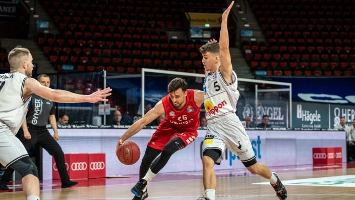 08.06.2020 Basketball easyCredit Final-Turnier Basketball M¸nchen 08.06.2020 Saison 2019 / 2020 easyCredit BBL Final-T