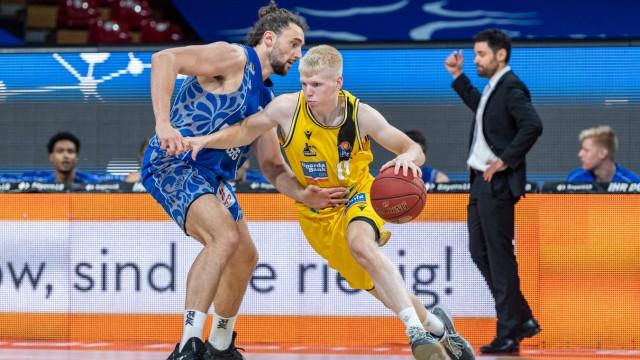 Basketball easyCredit BBL Final-Turnier Basketball München 09.06.2020 Saison 2019 / 2020 easyCredit BBL Final-Turnier 2