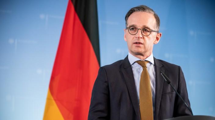 Außenminister Maas trifft italienischen Amtskollegen