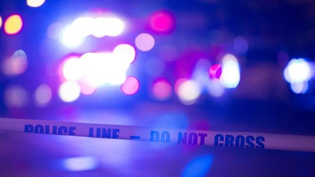 USA: Absperrband der Polizei