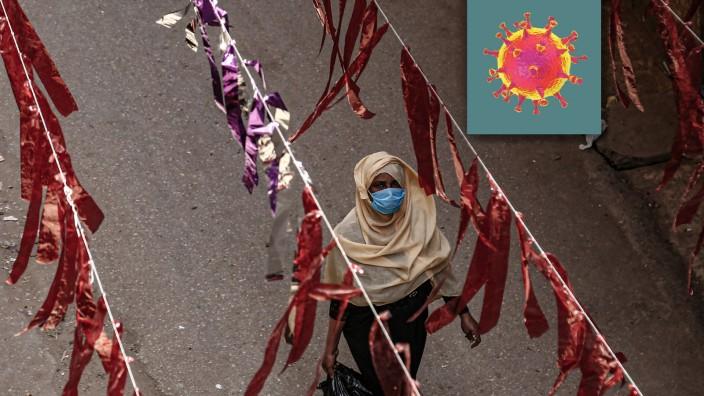 Ramadan-Vorbereitungen in Æ'gypten