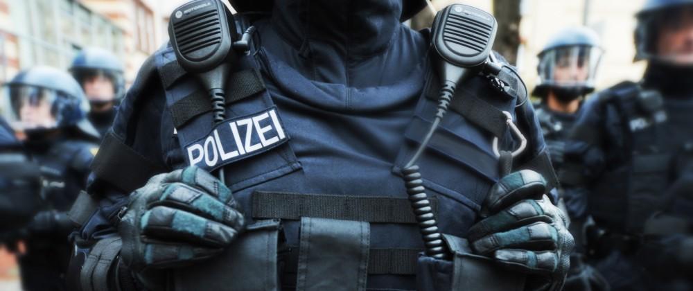 Bereitschaftspolizei