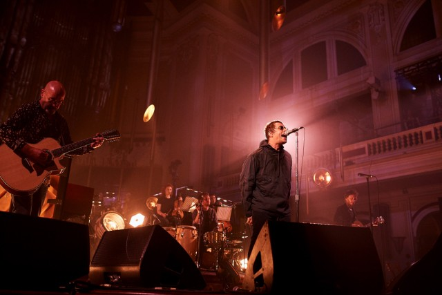 "Liam Gallagher - ""MTV Unplugged"" (Warner Music)"