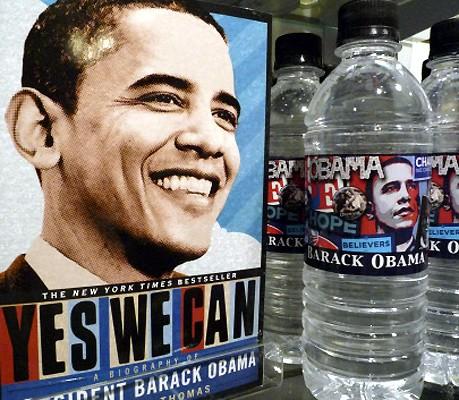 Barack Obama Das Geschäft mit der Vereidigung Foto: Reuters