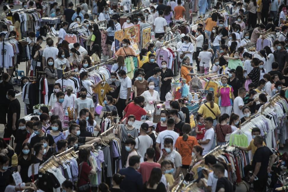 Wuhan Slowly Recovers From Coronavirus Outbreak