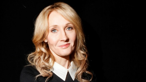 FILE PHOTO: Author Rowling poses for a portrait while publicizing her adult fiction book 'The Casual Vacancy' in New York