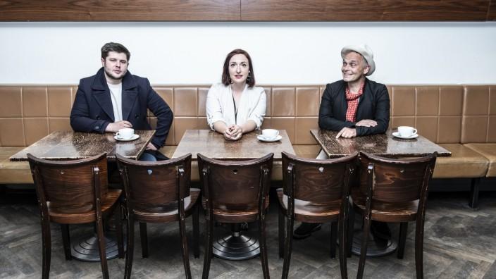 Lach- und Schießgesellschaft Neues Ensemble
