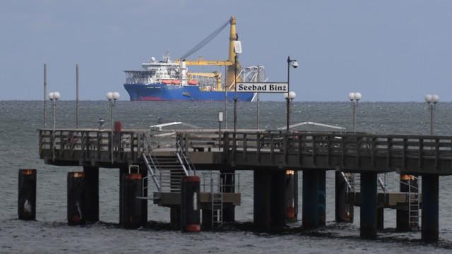 US-Senatoren wollen Nord-Stream-2-Sanktionen ausweiten