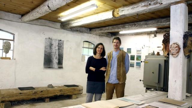 Das Kunstkammerl in Aufhausen