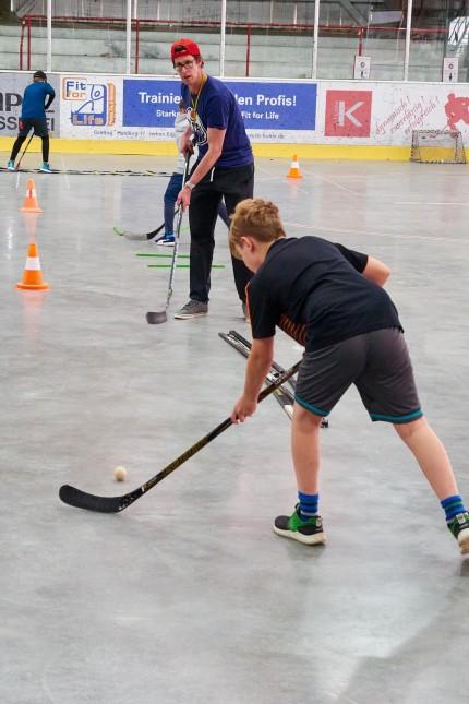 Sport in der Coronakrise - Eishockey
