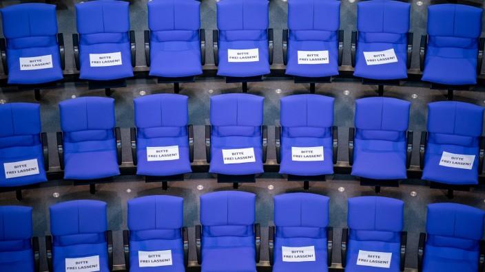 Bundestag Wahlrecht