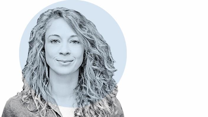"""Nahaufnahme: Helena Steinhaus: """"Seit April sind schlicht die Monate teurer."""""""