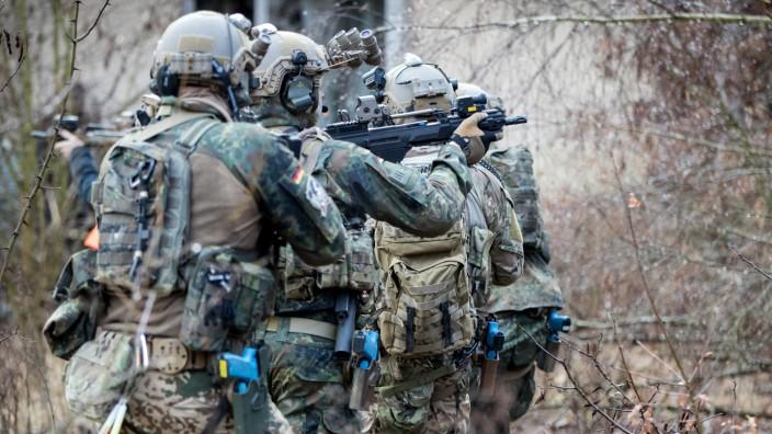 Kommando Spezialkräfte Bundeswehr Islamist