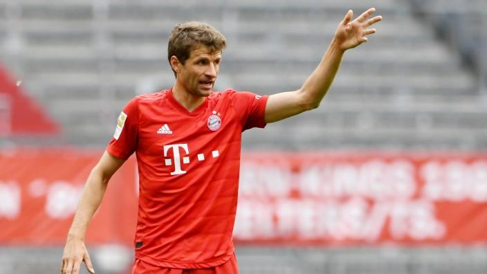 Bundesliga - Bayern Munich v Fortuna Dusseldorf
