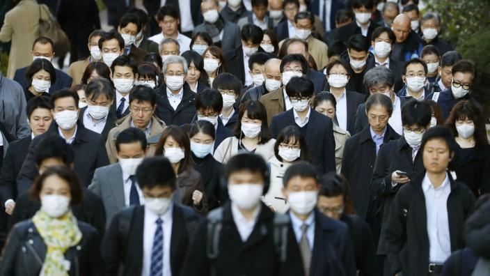 Coronavirus - Japan