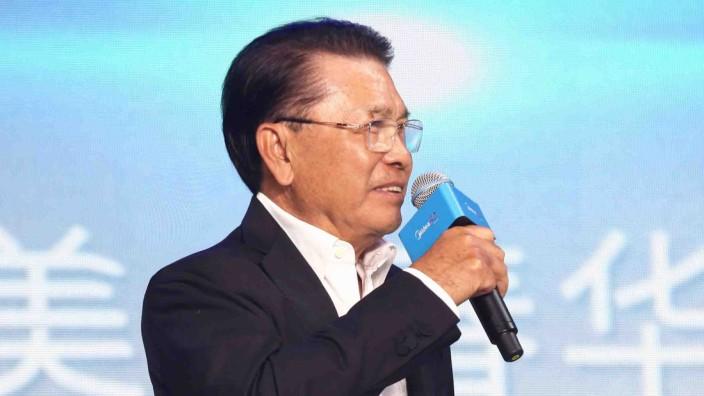 He Xiangjian ranks No.6 of China's Richest 2019