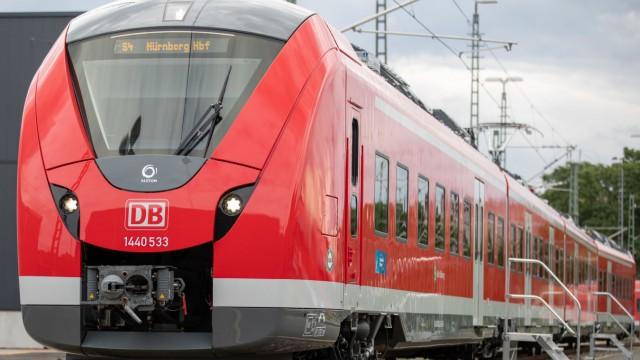Deutsche Bahn stellt neuen S-Bahn Zug vor