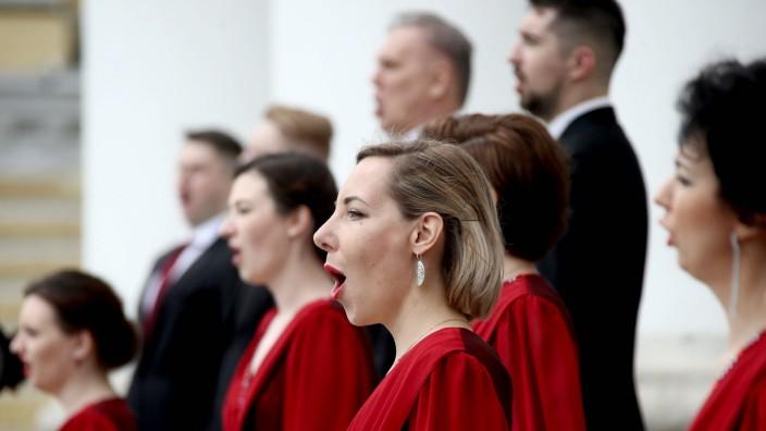 Chor in Russland