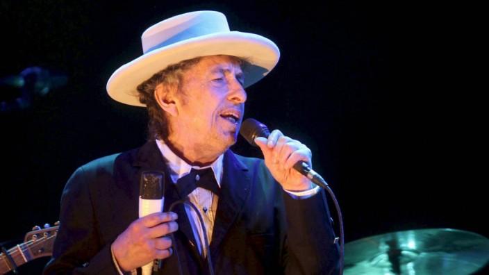 "Albumveröffentlichung ´Rough And Rowdy Ways"" - Sänger Bob Dylan"