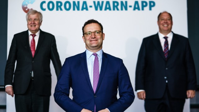 Germany Launches 'Corona-Warn-App' Covid-19 Tracking App