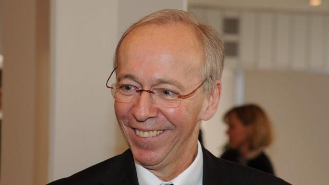 Trauerfeier für Fritz Raff Intendant des Saarländischen Rundfunks in Saarbrücken am Mittwoch 16 2