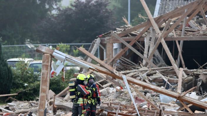 Mehrere Verletzte nach Explosion am Günzburger Bahnhof