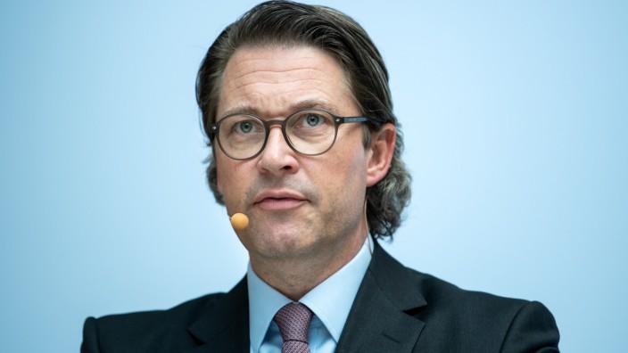 Scheuer stellt Pläne für die EU-Ratspräsidentschaft vor