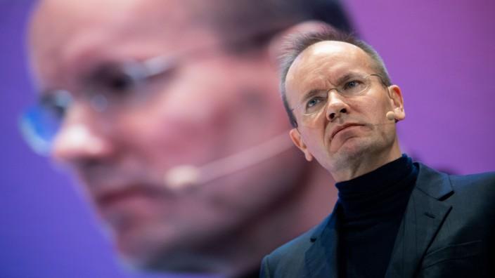 Wirecard: Vorstand Markus Braun 2020 in München