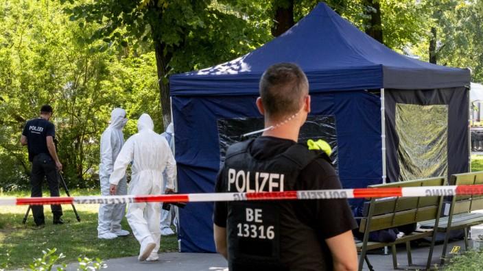 Ermittler des Georgier-Mords warten auf russische Kooperation
