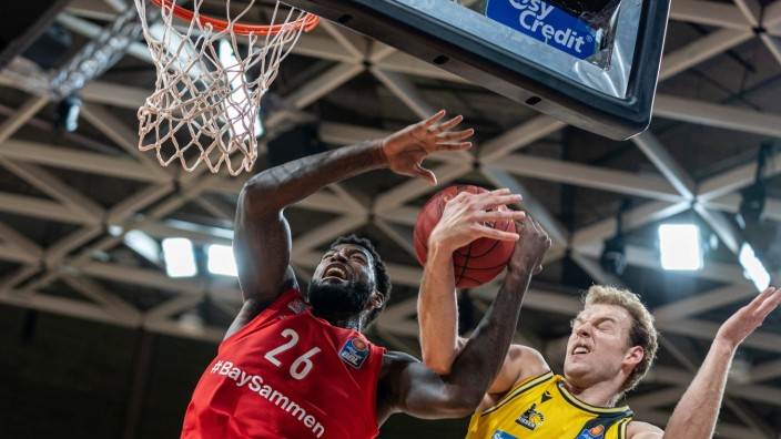 17.06.2020 Basketball easyCredit Final-Turnier Basketball München 17.06.2020 Saison 2019 / 2020 easyCredit BBL Final-Tu
