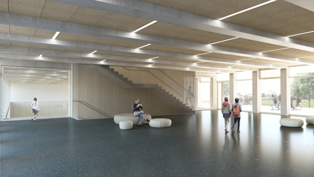 Umbau der Jahnschule in Bad Tölz