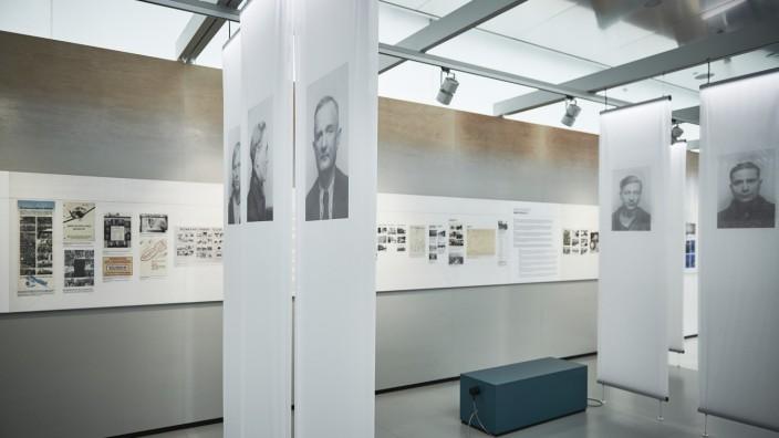 Eine Ausstellung im BMW Museum
