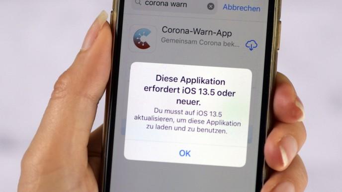 Corona-App im Kampf gegen das Coronavirus