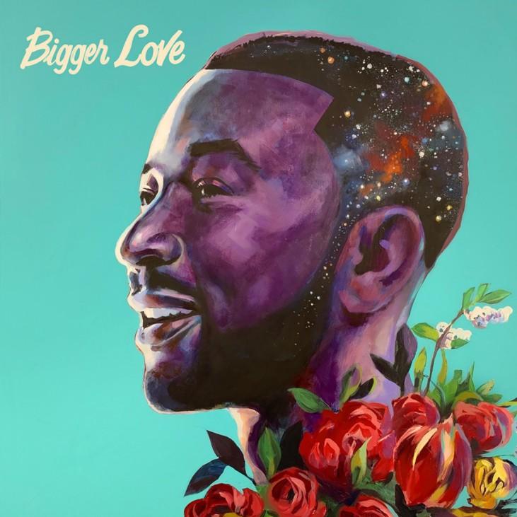 "John Legend - ´Bigger Love"""