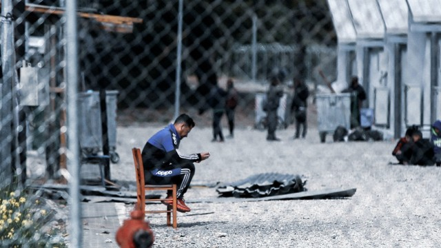 Buch Zwei Storytelling Teaser Flüchtlingslager Moria Griechenland