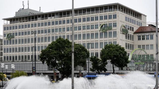 Wirtschaft: Das Galeria-Karstadt-Kaufhof-Haus am Stachus muss zusperren.