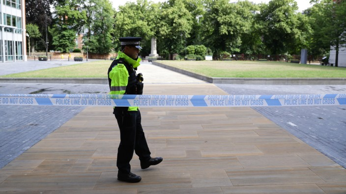 Fatal Stabbing Spree In Reading Park Declared A Terror Incident