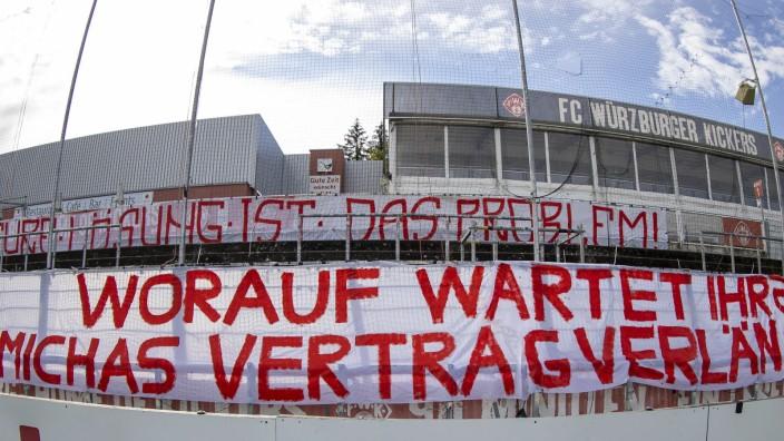 Deutschland, Wuerzburg, Flyeralarm Arena, 19.06.2020, emspor, emonline, despor, deonline, FC Wuerzburger Kickers vs. Che