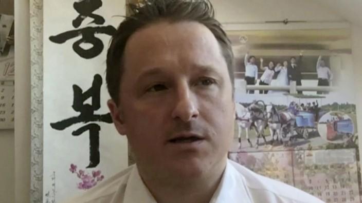 Michael Spavor, China