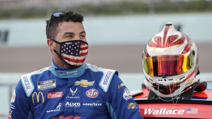 Nascar: Fahrer Bubba Wallace 2020 in Homestead