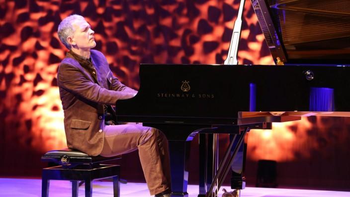 Hamburg Jazzpianist Brad Mehldau bei einer Veranstaltung von Steinway in der Elphilharmonie Kleiner