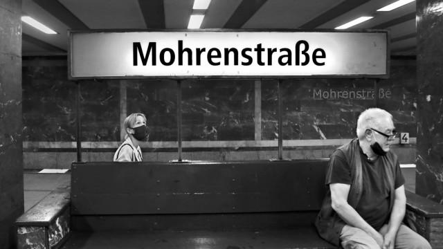 Mohrenstrasse