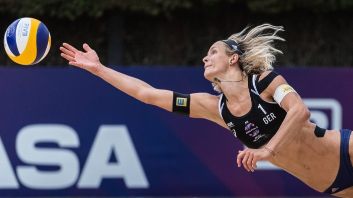 FIVB World Tour Finals 2019 Rom 07 09 2019 Laura Ludwig GER FIVB World Tour Finals 2019 Rom am