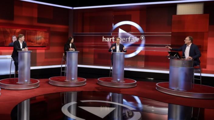 """hart aber fair""- Das Erste, Montag 22.06.2020"