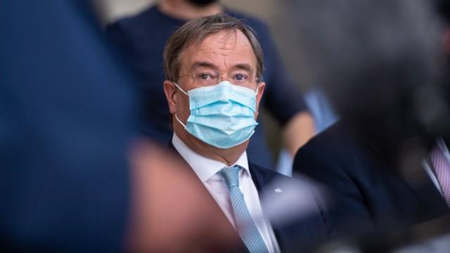 News Themen der Woche KW25 News Bilder des Tages  21.06.2020 - Coronavirus - Pressekonferenz von Ministern nach Ausbruc