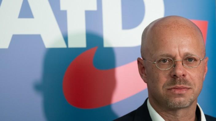 Kalbitz wieder zum Vorsitzenden gewählt