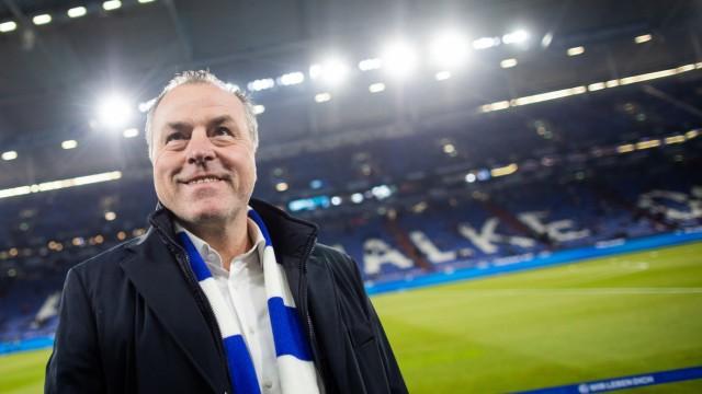 Schalke 04: Aufsichtsratschef Clemens Tönnies in der Schalke-Arena