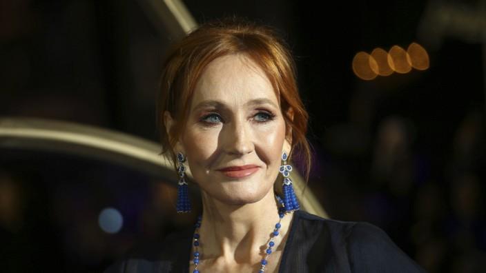J.K. Rowling Krimi Debatte
